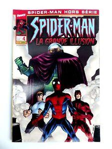 Magazine-Marvel-France-No-2-Spider-Man-La-Grande-Illusion-Panini-Comics-Oct-2001