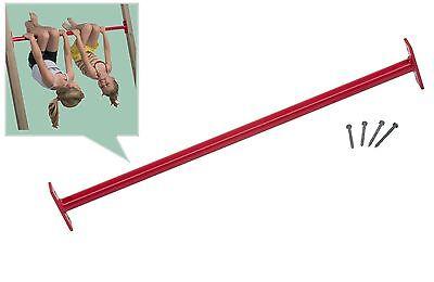 Reckstange Turnstange Turnreck 125 cm Spielturm *verschiedene Farbe*, NEU