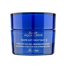 Guerlain Super Aqua-Creme Night Balm 50ml/1.6oz Sothys Paris Secrets de Global Anti-Aging De-Stressing Cream Care 1.7oz