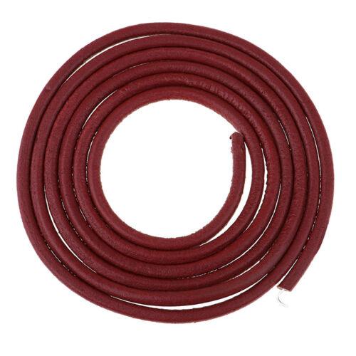 2pcs cuir ceintures pour domestique Machine à coudre antique Pédale Peddle type