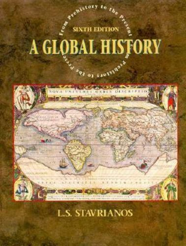 A Global History: From Prehistory to the Present