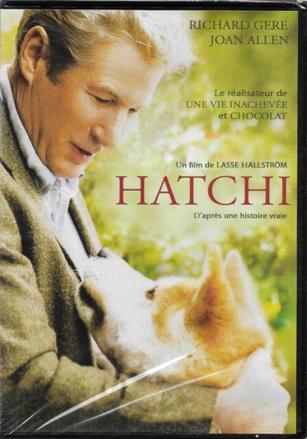 [DVD]  Hatchi  [ Richard Gere, Joan Allen, Sarah Roemer ]  NEUF cellophané