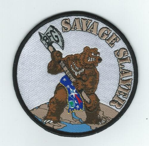 """196th RECON SQUADRON /""""SAVAGE SLAYER/""""  !!NEW! patch"""