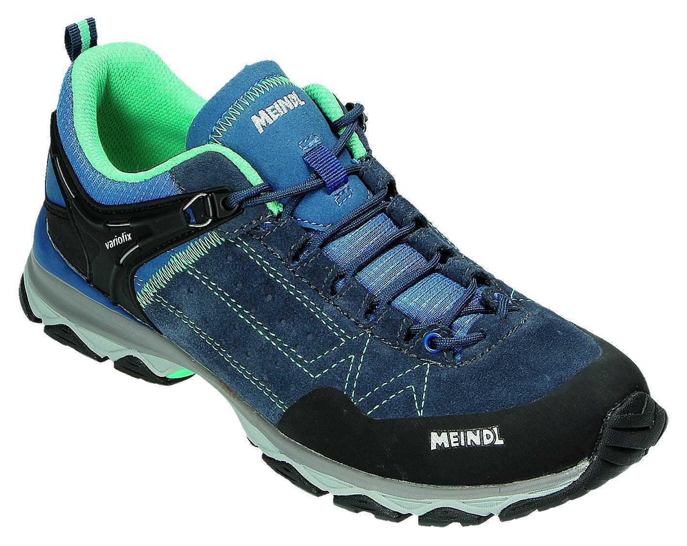 Meindl 3955-49 Ontario Ontario Ontario Lady outdoor con cordones walkingzapatos azul Gr. 36-43 neu5  comprar barato