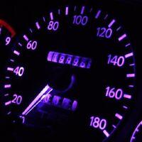 Dash Instrument Cluster Gauges Purple Led Lights Kit Fits 77-82 Ford Thunderbird