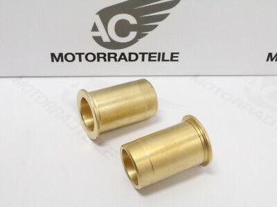Honda CR MT MR 250 Schwingenlager Bronze Buchsen Set Lager Schwinge