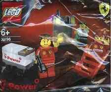 LEGO® Racers Ferrari 30196 Shell F1 Team NEU OVP NEW MISB NRFB