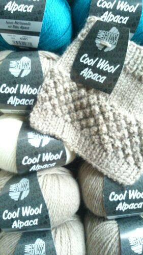 Lana Grossa Cool Wool Alpaca verschiedene Farben zur Auswahl