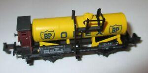 Minitrix-13232-Wagon-Citernes-M-Brh-2achs-Olex-Bp-gt-Top