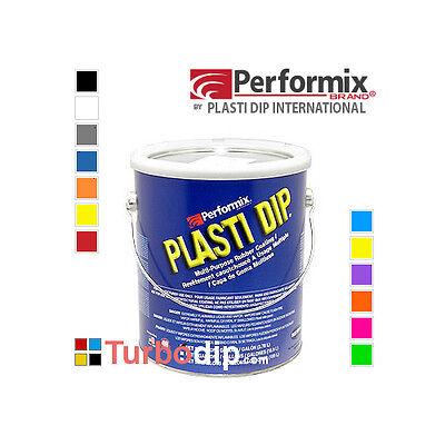 BIDON POT PLASTIDIP 3,78 litres performix plasti dip couleur au choix !