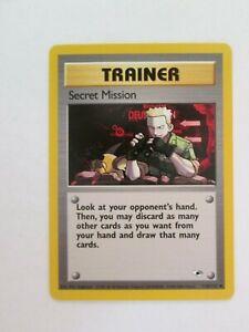 006PK118-Secret-Mission-118-132-Gym-Heroes-Uncommon-Pokemon