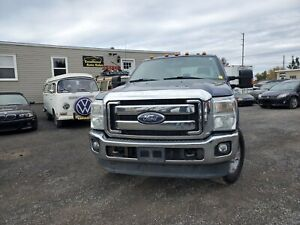 2012 Ford F 250 King Ranch Crew Cab 4WD