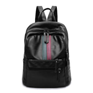 Women-039-s-Faux-Leather-Backpack-Rucksack-Daypack-Travel-Bag-Cute-Purse