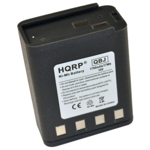 HQRP Radio Battery for Motorola HT600 HT800 P200 P210 P500