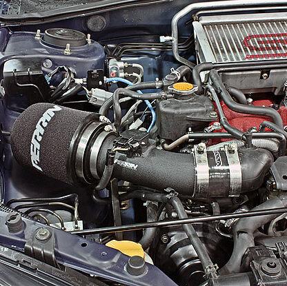 PERRIN SHORT RAM AIR INTAKE FOR 2002-2007 SUBARU IMPREZA WRX STI FXT TURBO