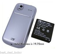 Mugen Power 3600MAH Extended Life Battery With Door For HTC Amaze 4G T-Mobile