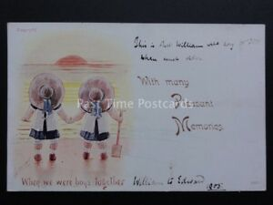 C-NICO-When-We-There-Nino-Together-Pleasant-Memories-C1905-PUB-por-Cinico