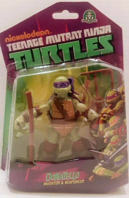 TMNT Teenage Mutant Ninja Turtles 2013 All 4 Playmate Action Figure Nickelodeon