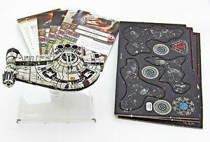 X-Wing-Schiffe-Ohne-Upgrade-Karten-Rebellen-Abschaum-Imperium-Miniaturenspiel
