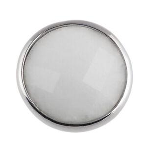 Anhaenger-echt-Silber-925-Sterlingsilber-rhodiniert-Onyx-weiss-Kettenanhaenger