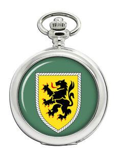 10-Panzerdivision-Bundeswehr-Deutsche-Armee-Taschenuhr