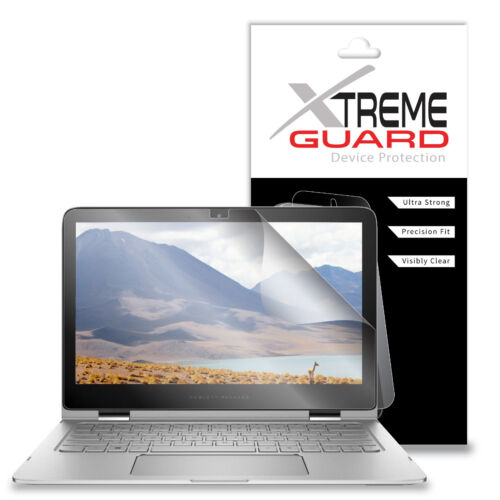 XtremeGuard Screen Protector For HP Spectre X360 15T Anti-Scratch 2015, 2016