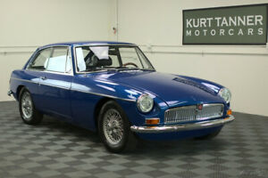 1969 MG MGB 1969 MGB GT SPORTS COUPE. FULLY RESTORED.