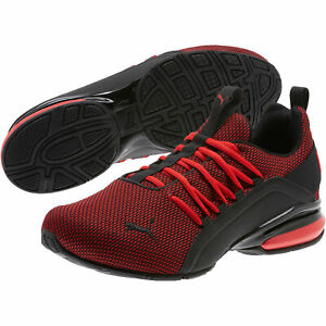 PUMA-Men-039-s-Axelion-Mesh-Wide-Training-Shoes