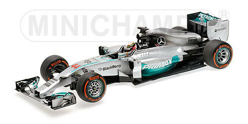 MINICHAMPS MINICHAMPS MINICHAMPS 110 140144 MERCEDES F1 modelcar L HAMILTON win Malaysian GP 2014 1 18 65677c