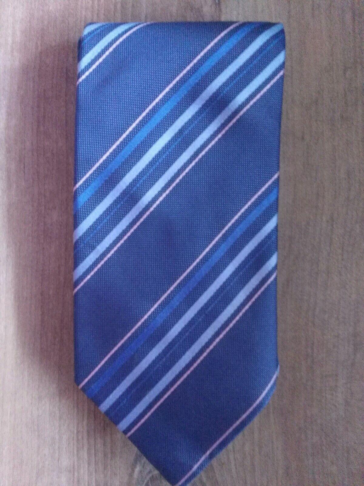 100% Seide Schlips Krawatte Seidenkrawatte Royal Class Kommunion Ostern