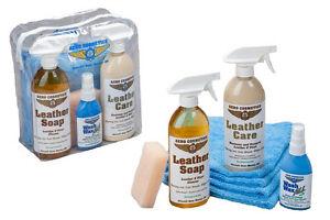 Aero Cosmetics Leather Vinyl Kit Aircraft Interior Cleaning Kit Lvk Ebay