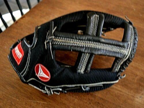 Details about  /Regent XG 600 black top-grain cowhide Youth Baseball Glove RH throw 03267