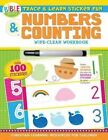 Trace and Learn Sticker Fun: Numbers and Counting by Kim Mitzo Thompson, Twin Sisters(r), Karen Mitzo Hilderbrand (Paperback / softback, 2014)