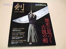 ILLUSTRATED KORYU KENJUTSU BOOK NITEN ICHI-RYU TENSHIN SHODEN KATORI SHINTO-RYU