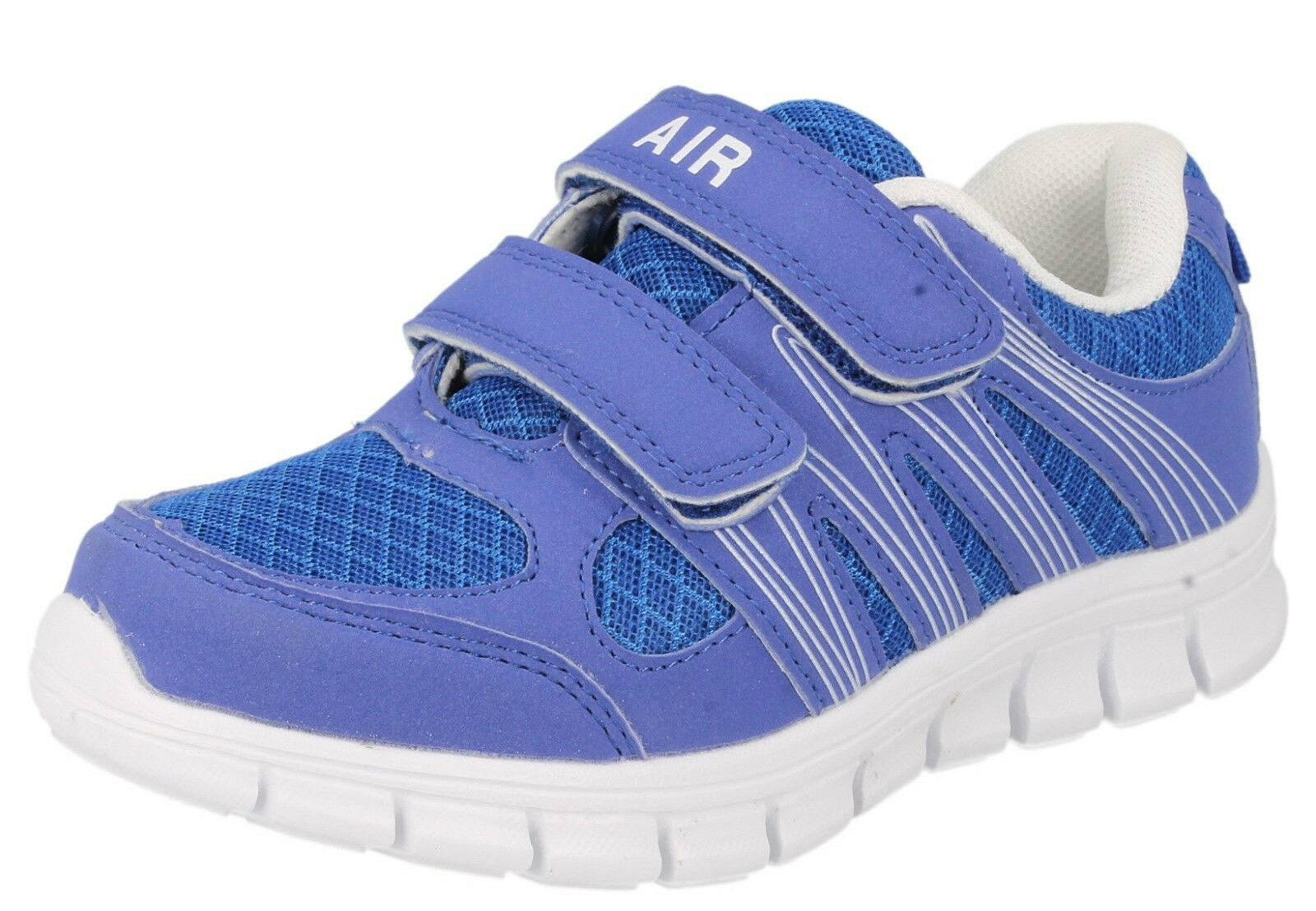 68a23fce0f3f Mens Airtech Trainers Label Sprint Royal white 13 UK Standard