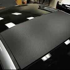 3d Carbon Fiber Car Black Vinyl Film Car Interior Wrap Stickers Accessories Fits 2011 Kia Sportage