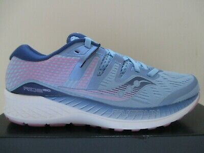 SAUCONY RIDE ISO (BLUE/NAVY/PUR) WOMENS