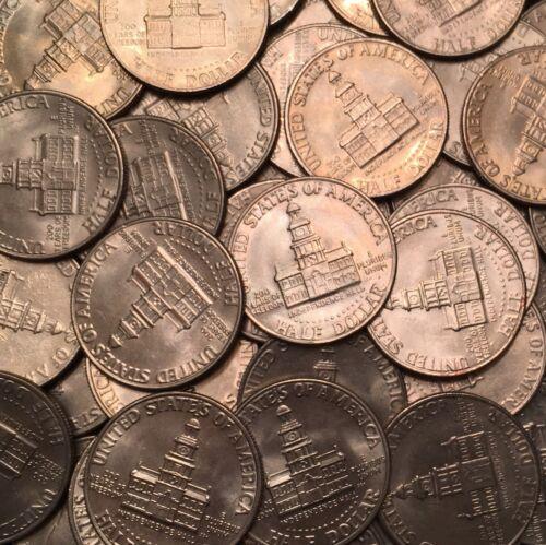 3-Coin Lot 1976 Bicentennial Kennedy Half Dollars