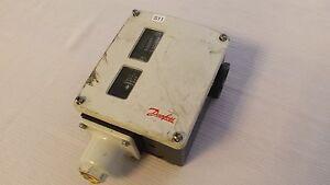 Danfoss-Differenzdruckschalter-Druckschalter