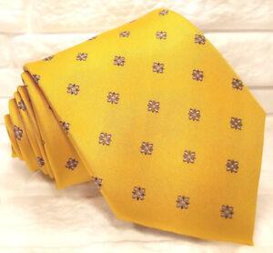 Cravatta-uomo-TOP-Nuova-100-seta-tie-business