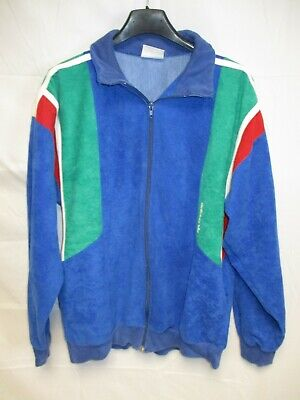Veste ADIDAS vintage tracktop jacket giacca VENTEX style Challenger jacke 174 M   eBay