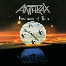 Anthrax - Persistence of Time [New Vinyl]
