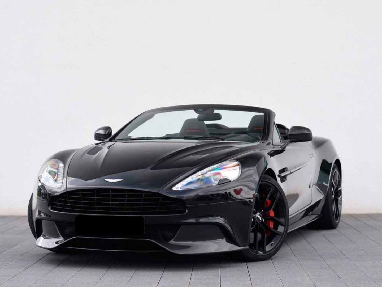 Aston Martin Vanquish 6,0 Volante aut. 2d
