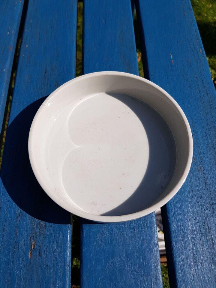 Porcelæn, Flaskeholder, skål