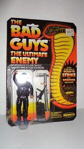 Remco The Bad Guys 1982 Nom de code Scorpion (moc, mip, misb)