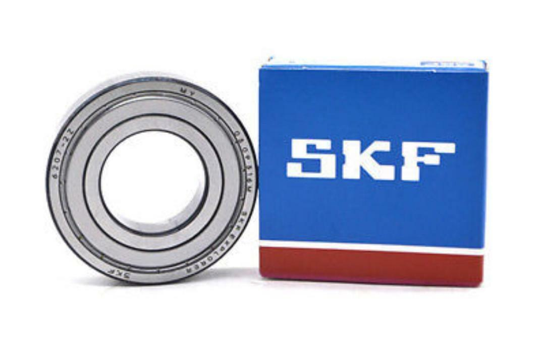 6301-2Z C3 SKF Bearing 12x37x12 mm