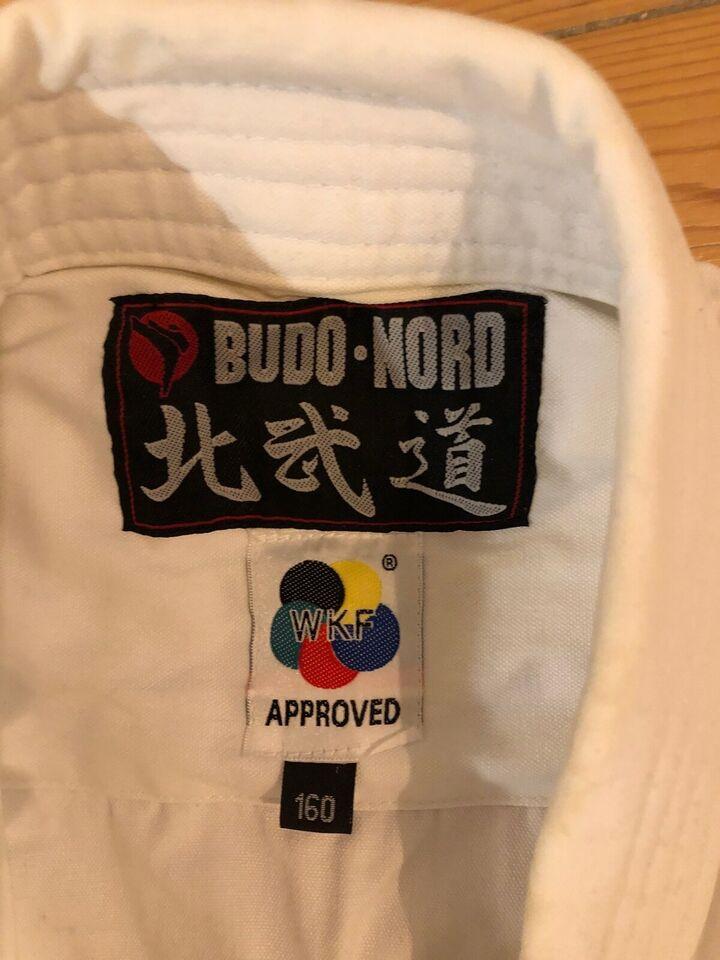 Karatedragt, Budo-nord, str. 160