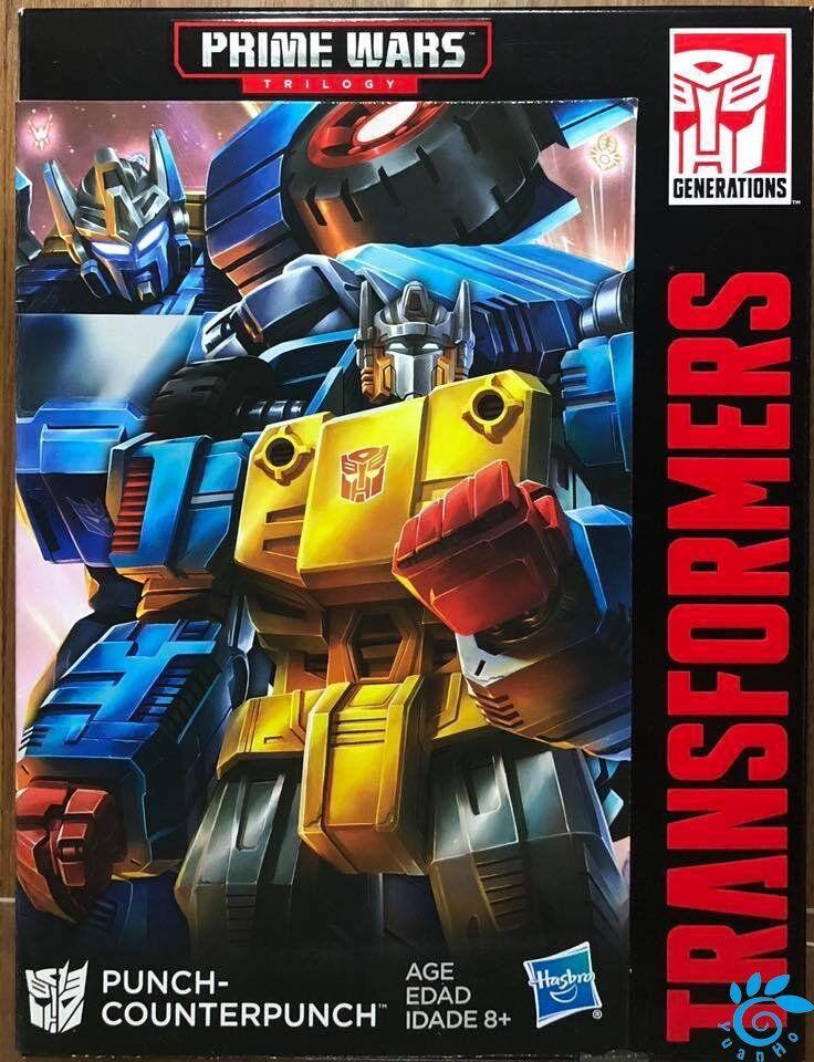 Hasbro transformers prime wars trilogie macht der primes - punsch gegenschlag