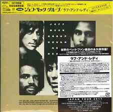 JEFF BECK GROUP-ROUGH AND READY...-JAPAN 7INCH MINI LP SACD HYBRID Ltd/Ed M13