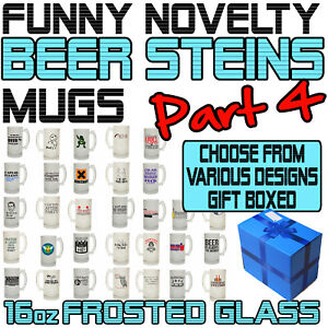 Other Bar Tools & Accessories Beer Stein Never Make Fun Of Geeks Funny Novelty Christmas Birthday Pint Glass Last Style Home & Garden